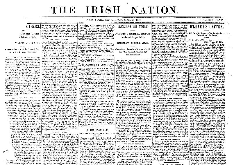 The Irish Nation