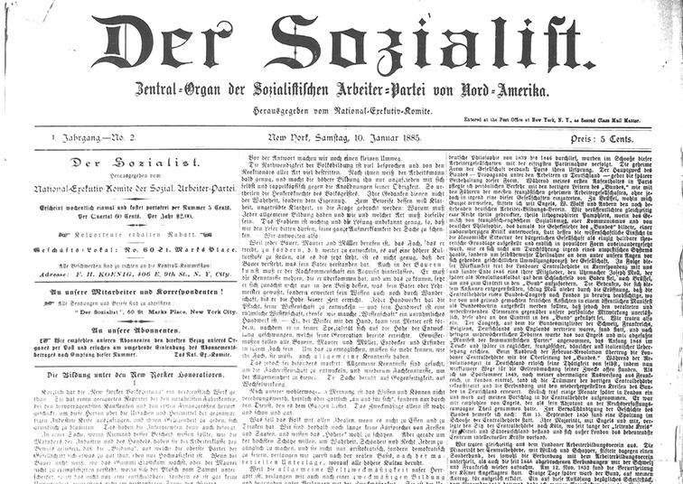 Der Sozialist
