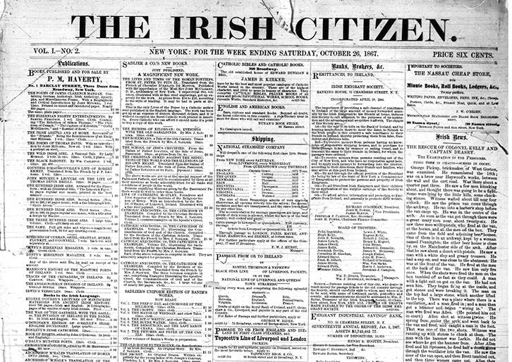 The Irish Citizen