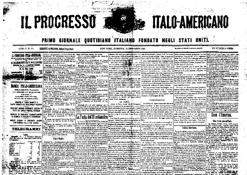 Il Progresso Italo-Americano