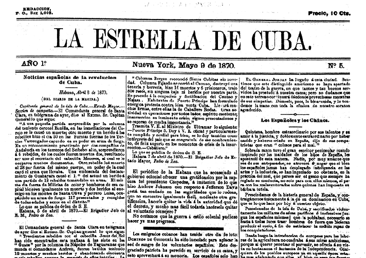 La Estrella de Cuba