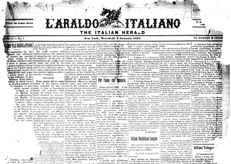 L'Araldo Italiano