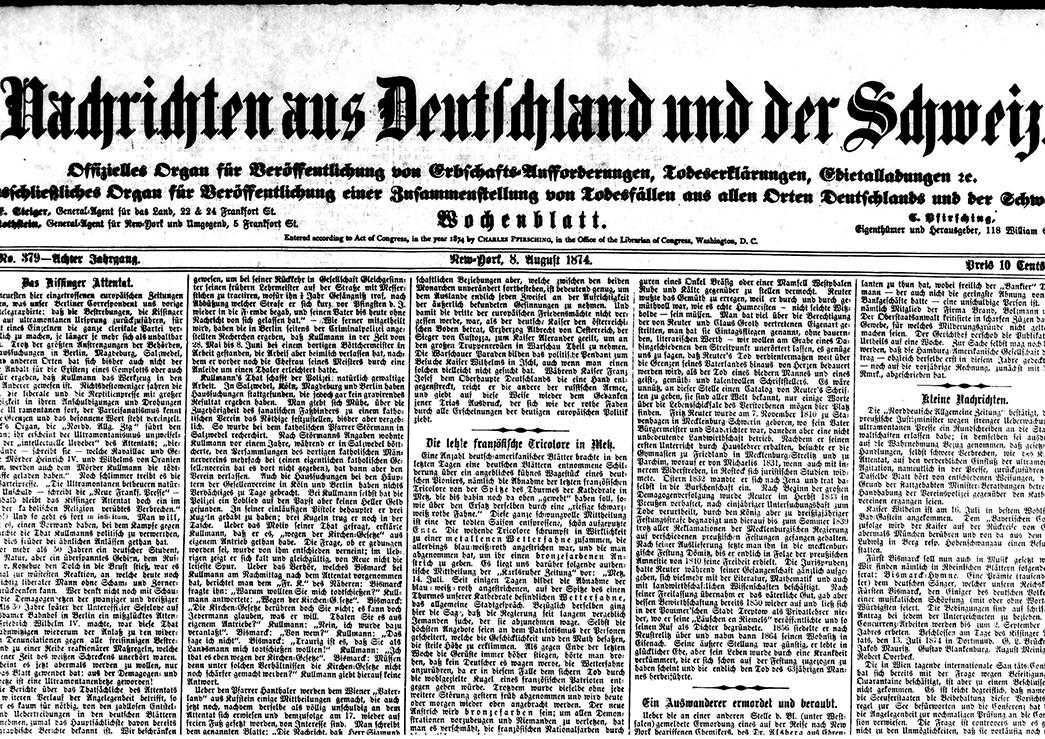 Nachrichten aus Deutschland und der Schweiz