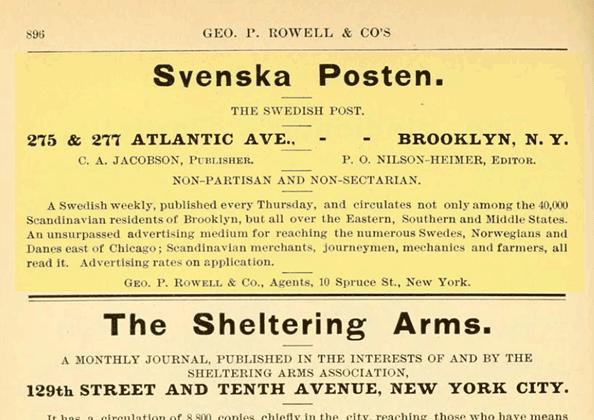 Svenska Posten