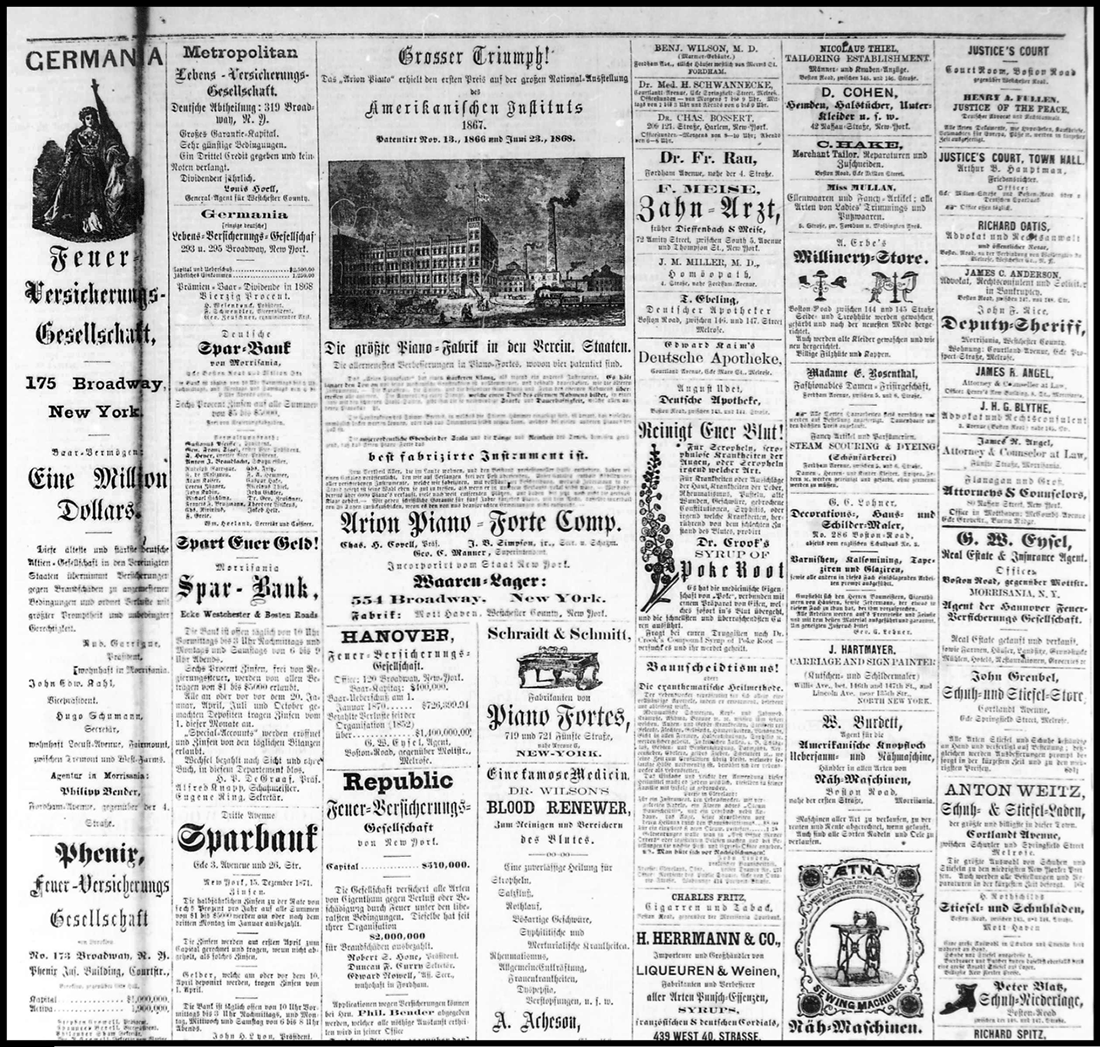 Westchester Deutsche Zeitung